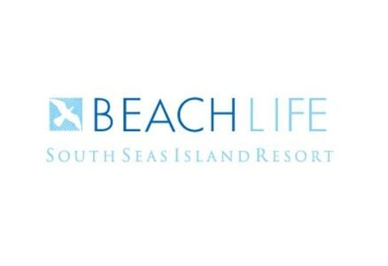 The Beach Life logo.