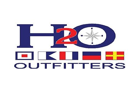 The H2O Outfitters logo.