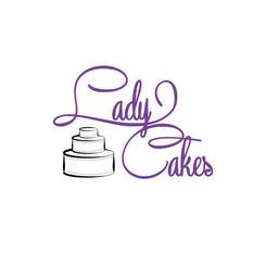 Lady Cake Logo