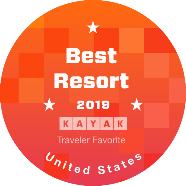 2019 KAYAK Best Hotel Badge