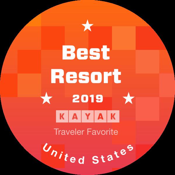 2019 KAYAK Best Hotel Badge
